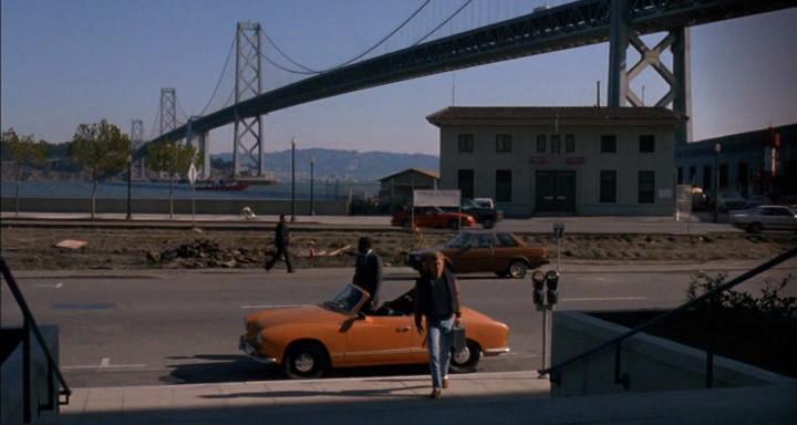 Sneakers (1992) - Near the Bay Bridge