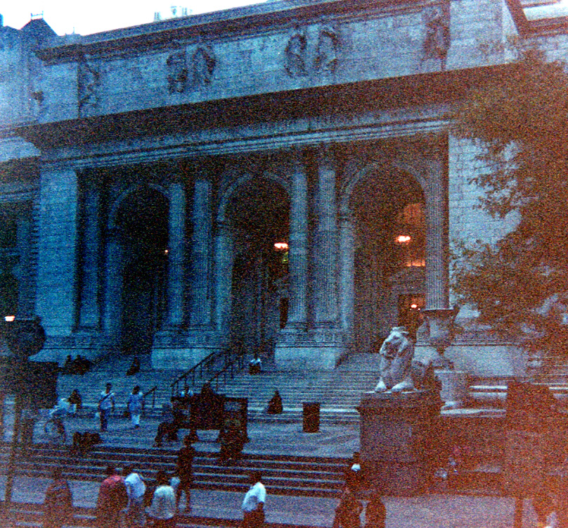 Ghostbusters (1984) - New York Public Library