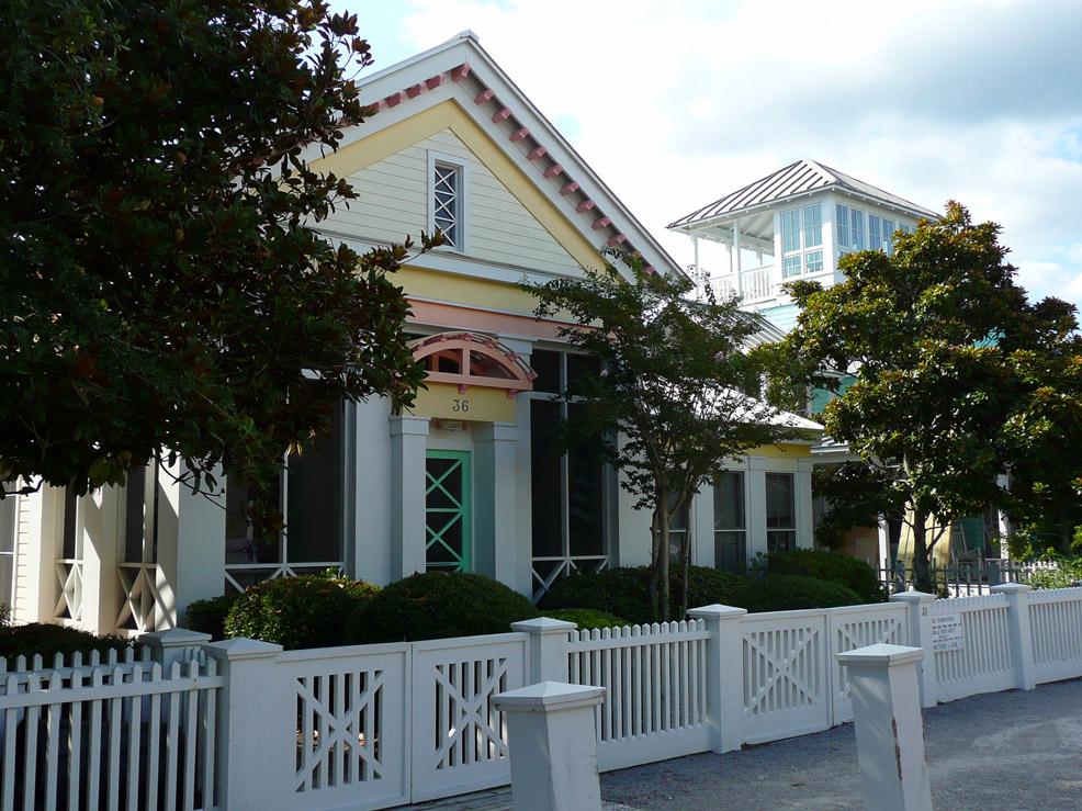 Truman Show, The (1998) - Truman's House